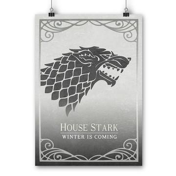 Poster - House Stark