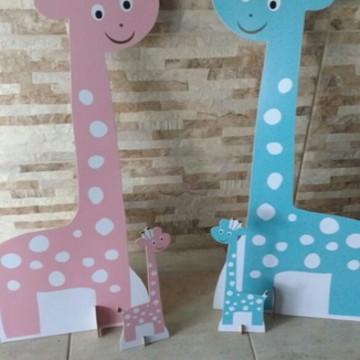 Kit Girafas Baby / mdf
