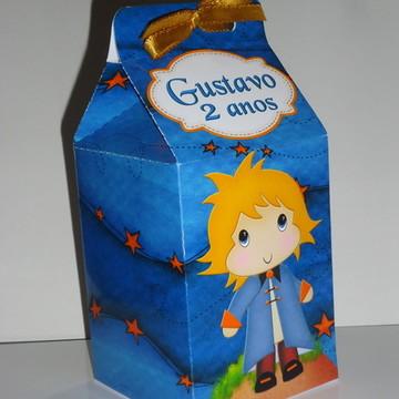 Caixa Milk linha 2 Pequeno Principe
