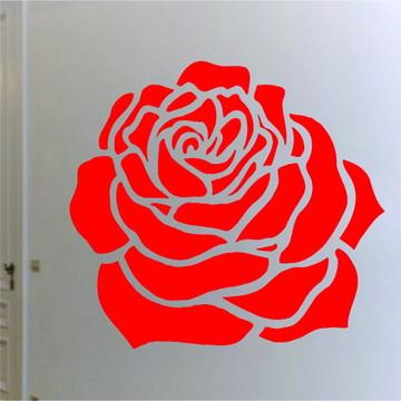 Adesivo - FLORAL - Rosa