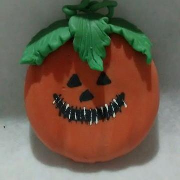 Abóbora - Enfeite de Halloween
