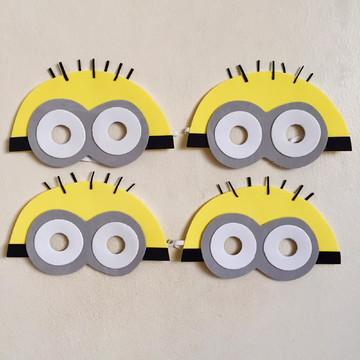 Máscara Minions EVA