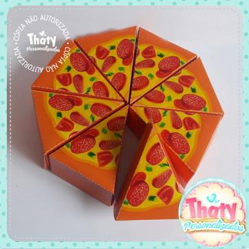 Caixa Fatia Pizza