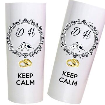 Copos Long Drink Casamento