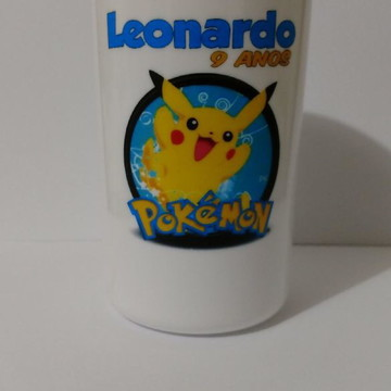 Copo de suco 360ml Pokemon