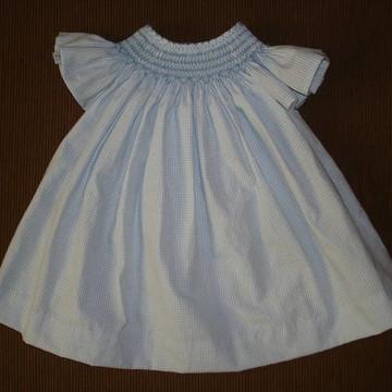 Vestido bebê - 2 meses a 1 ano