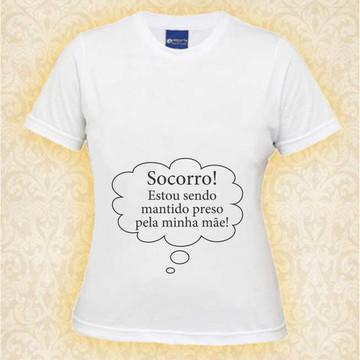 Camiseta Gestante