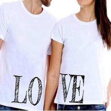 Kit - 2 Camisetas para Casais 03