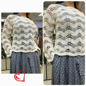 Blusa tricot Feminina