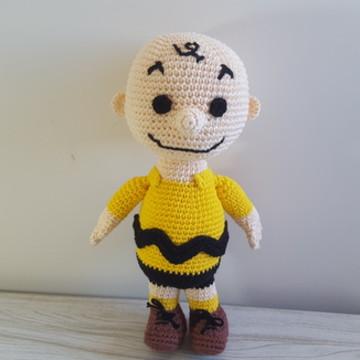 Charlie Brown em Croche