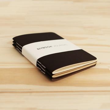 Kit Outono - Caderno / Journal / Sketchbook