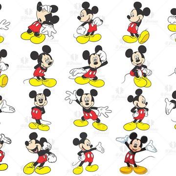 Kit Vetor Corel Draw - Mickey
