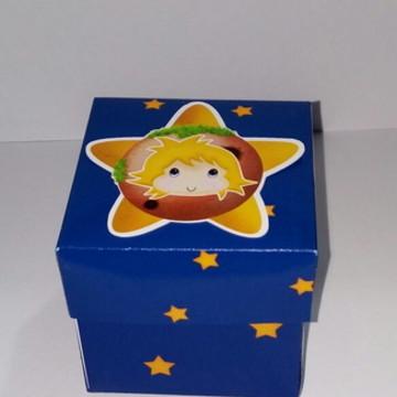 Caixa Surpresa Pequeno Príncipe