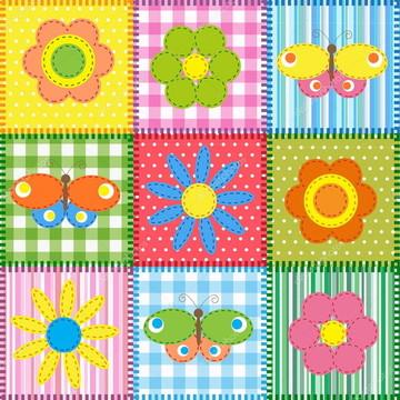 Papel de parede Floral Decor 01