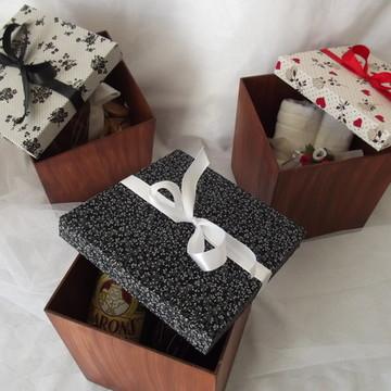 Embalagens em mdf para presentes!!!