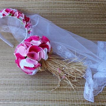 Kit Noiva Junina