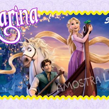 Jogo Americano Rapunzel Enrolados
