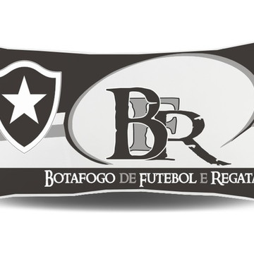 Almofadas Palito Botafogo