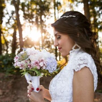 Buquê de flores Ariadne SOB MEDIDA.