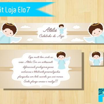 Kit Elo7 - PERSONALIZADO A SEU DESEJO