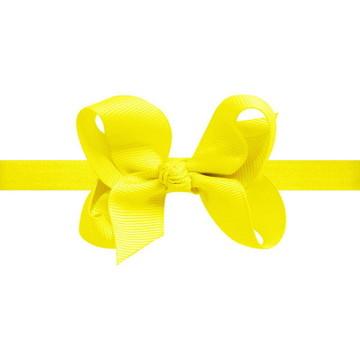 Faixa Elástico Amarela Claro