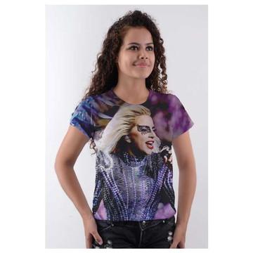 Camisetas Coleção Cantores Pop