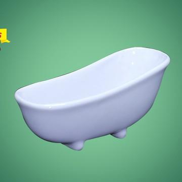Banheira porcelana molhadeira