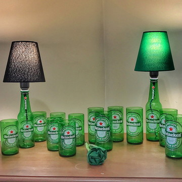 Kit Decor - Casa Heineken