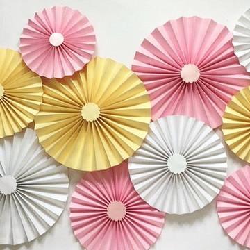 Fioratas Leque FESTA LUXO Baby Color 10