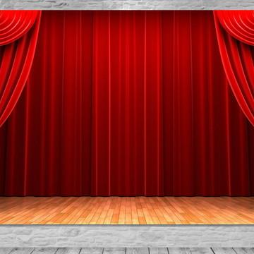 Painel Palco Teatro - Frete Grátis