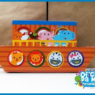Caixa Arca de Noé