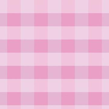 Papel de Parede Xadrez em Rosa e Pink