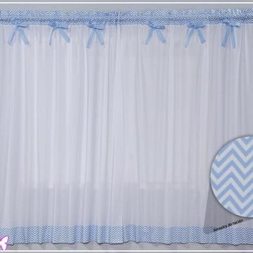 Cortina Chevron cortina Bebe Quarto,Sala