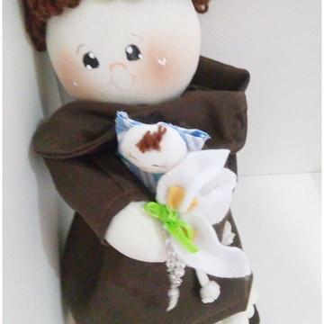 Boneco Santo Antônio para casamento
