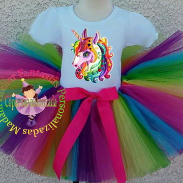 Fantasia Luxo Unicórnio unicorn cute