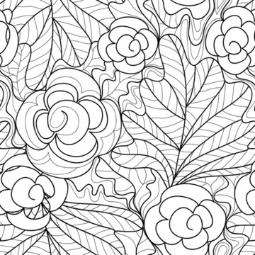 Papel de Parede Quarto Abstrato Flor