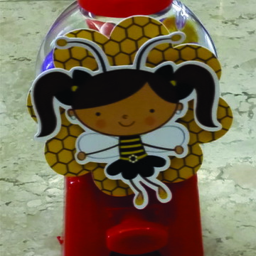 Mini Baleiro Candy Machine