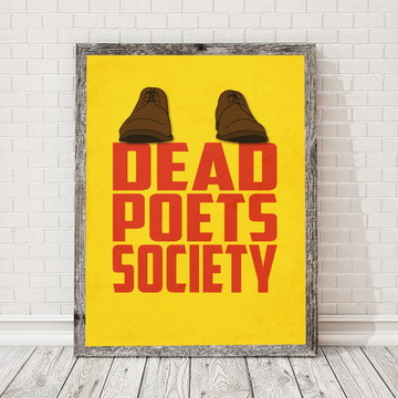 poster Dead Poets Society 404 30x40