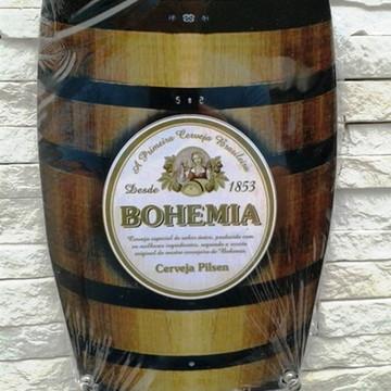 Porta Chaves Barril Bohemia