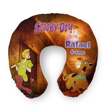 Almofada de Pescoço Scooby Do e Salsicha