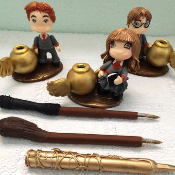 Harry Potter em Biscuit