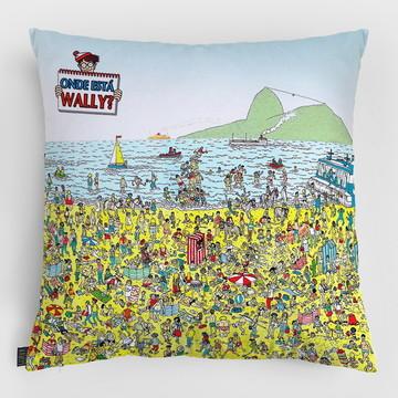 Almofada Wally in Rio
