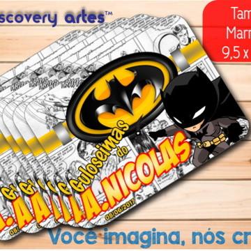 Tampa Marmitinha Batman