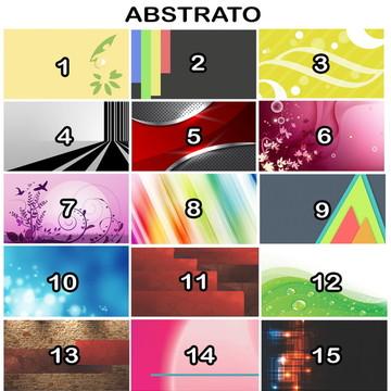 Arte Digital Cartão de Visita Abstrato