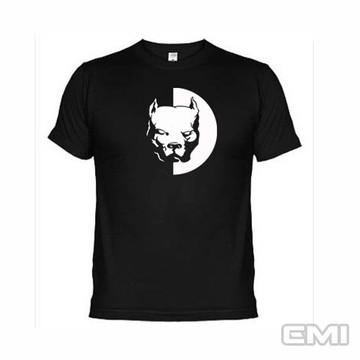 Camisetas Cão Cachorro Pitbull