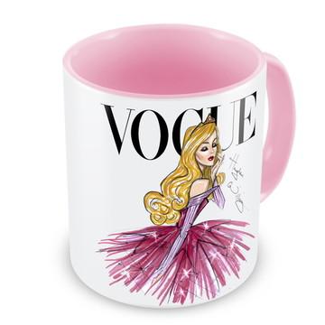 Caneca Princesa Aurora by Vogue