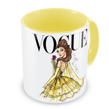 Caneca Princesa Bela by Vogue