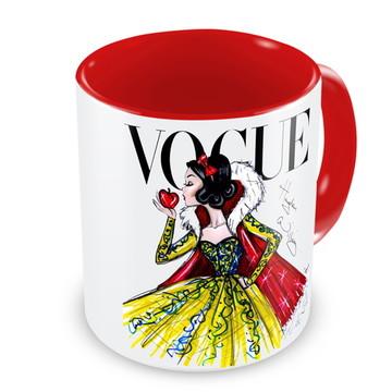 Caneca Princesa Branca de Neve by Vogue