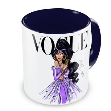 Caneca Princesa Jasmine by Vogue