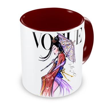 Caneca Princesa Mulan by Vogue